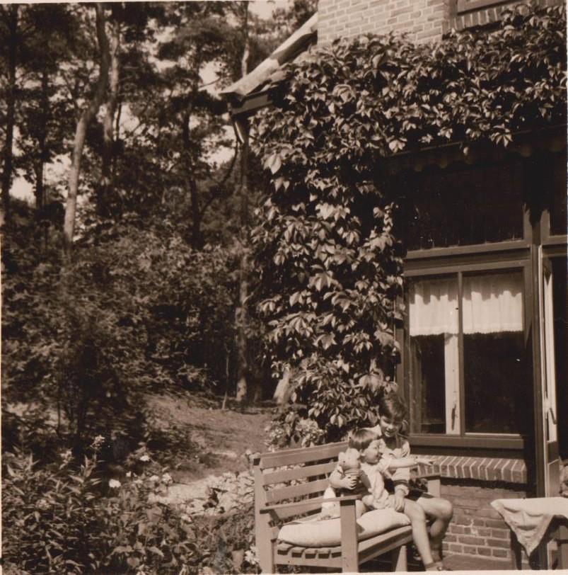 Het terras van Het Boschhuis
