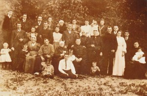 Familie in Muiderberg