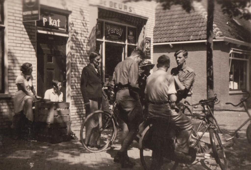 Vlieland jaren dertig