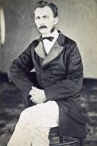 Frans Jan rond 1873