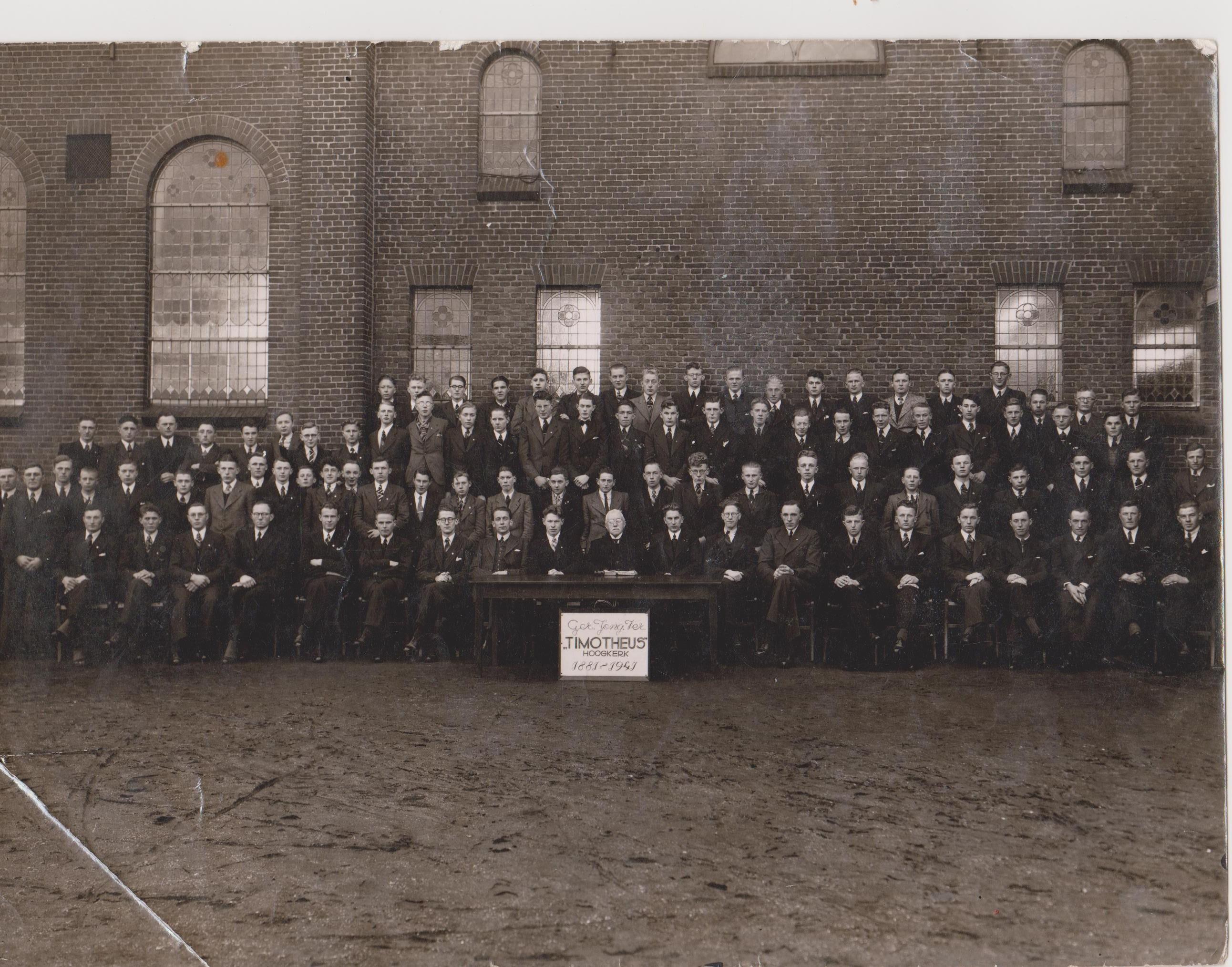 Jongelingsvereniging Hoogkerk 1941