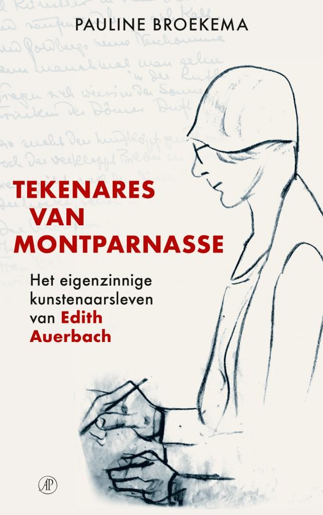 Boekcover van Tekenares van Montparnasse