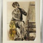 Rebecca van Gelder (collectie M.Levit)